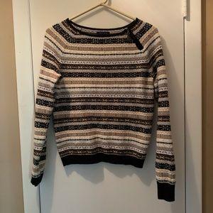 Women's Tommy Hilfiger striped sweater